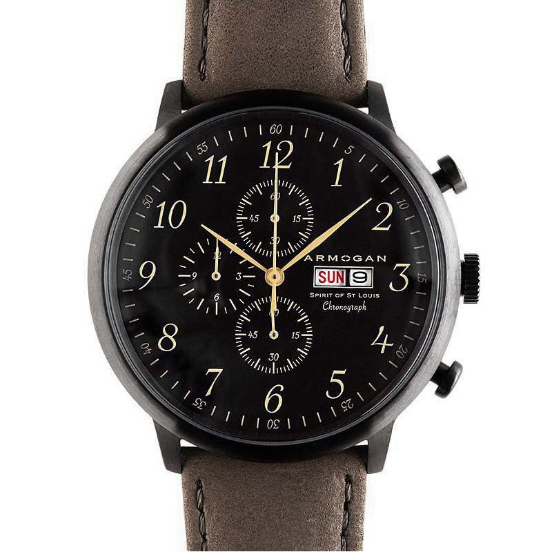 Spirit of St. Louis - Chocolate Brown