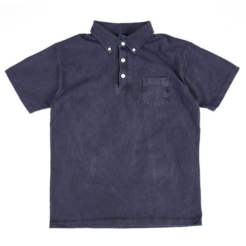 폴로 반팔 티셔츠 - 피그먼트 네이비