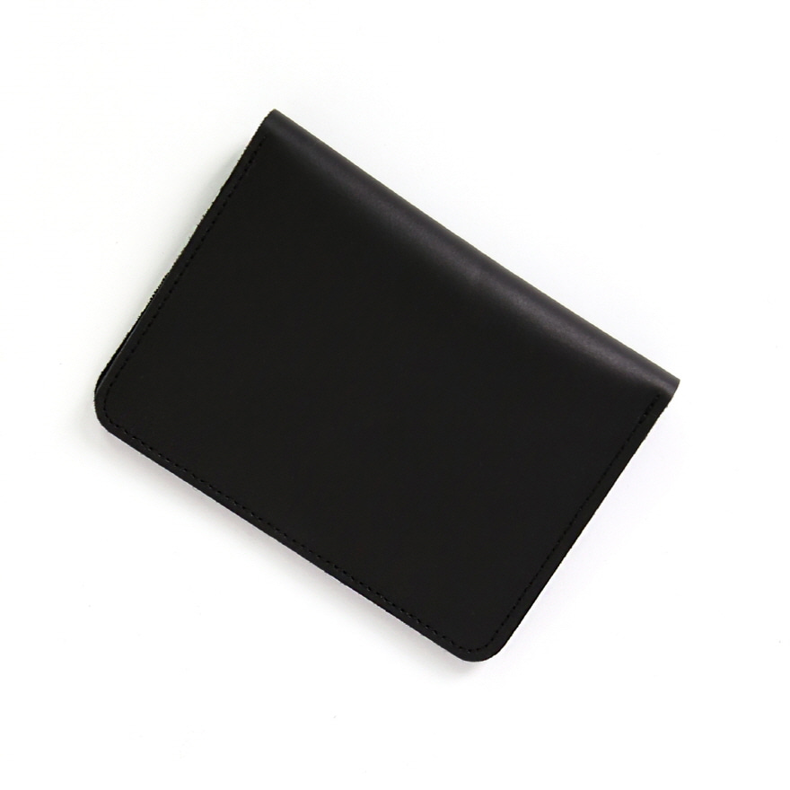 Passport Case - Black