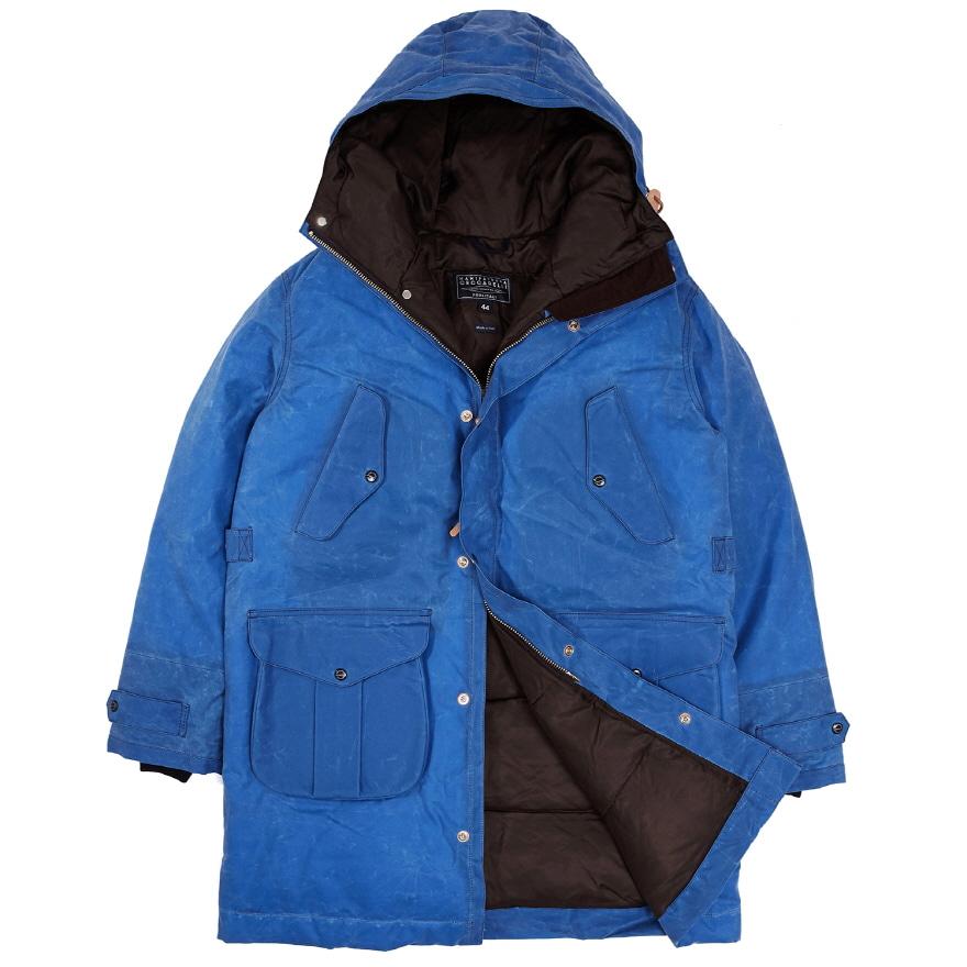 [재입고] Alaska Parka - Mid Blue