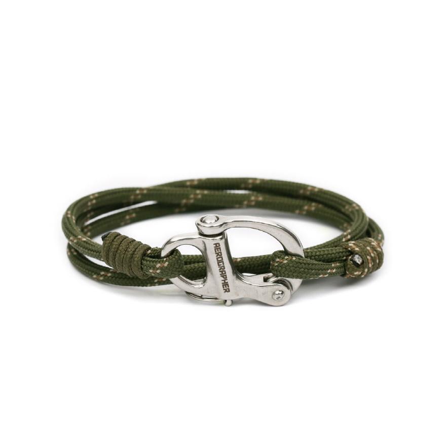 Hangman Bracelet - Army Green