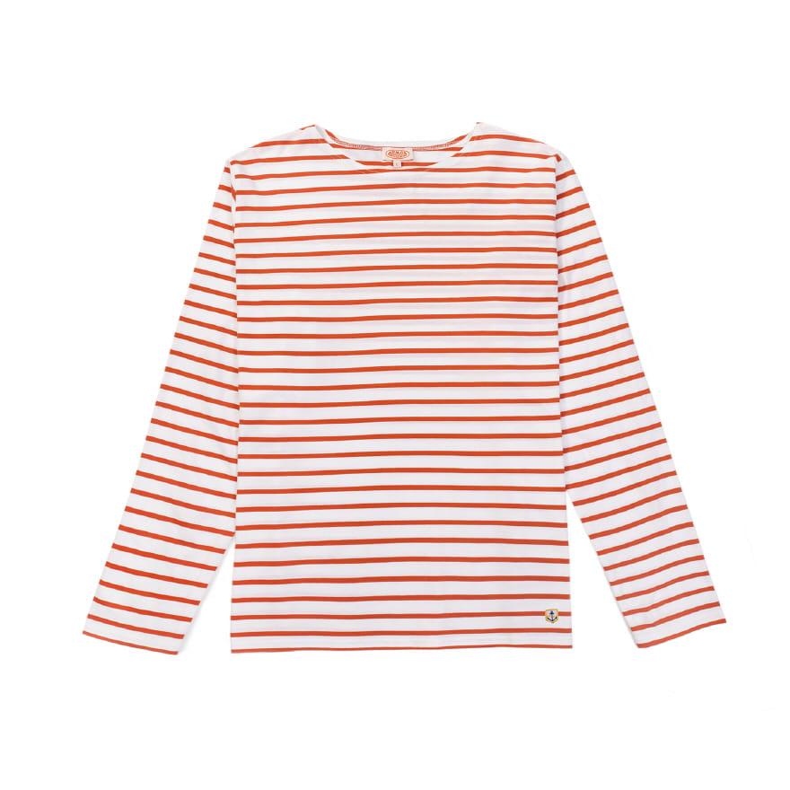 아머럭스 플로제베트 - 1DR 화이트/오렌지