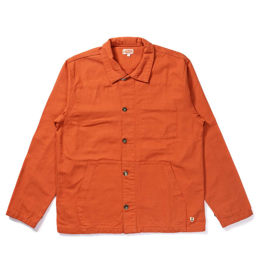 아머럭스 피셔맨 헤리티지 - LU7 오렌지