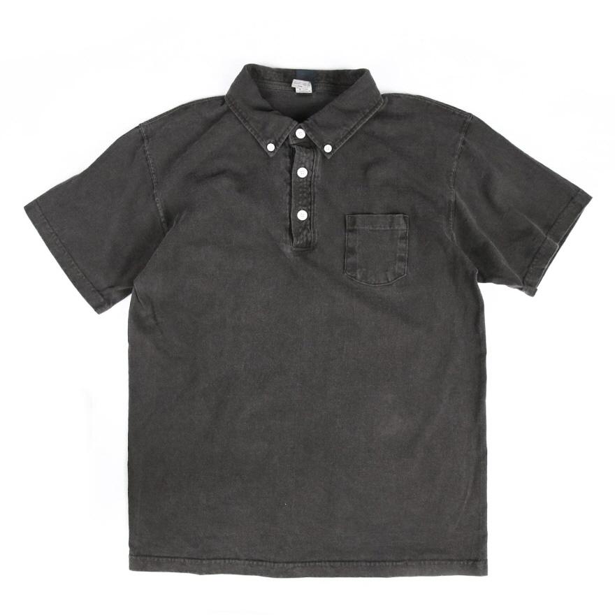 폴로 반팔 티셔츠 - 피그먼트 블랙
