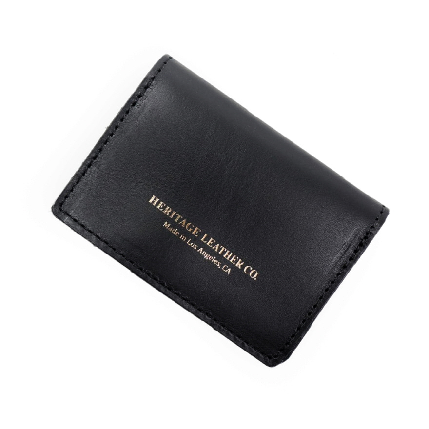 Pocket Card Case - Black