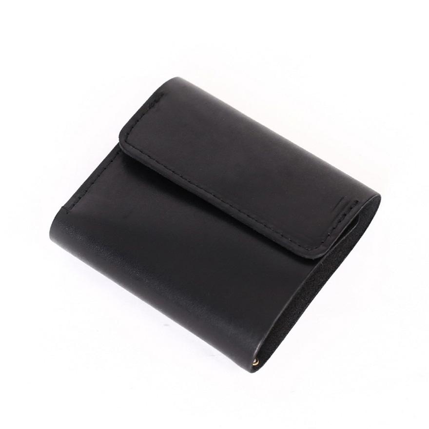 Tri-Fold Wallet - Black