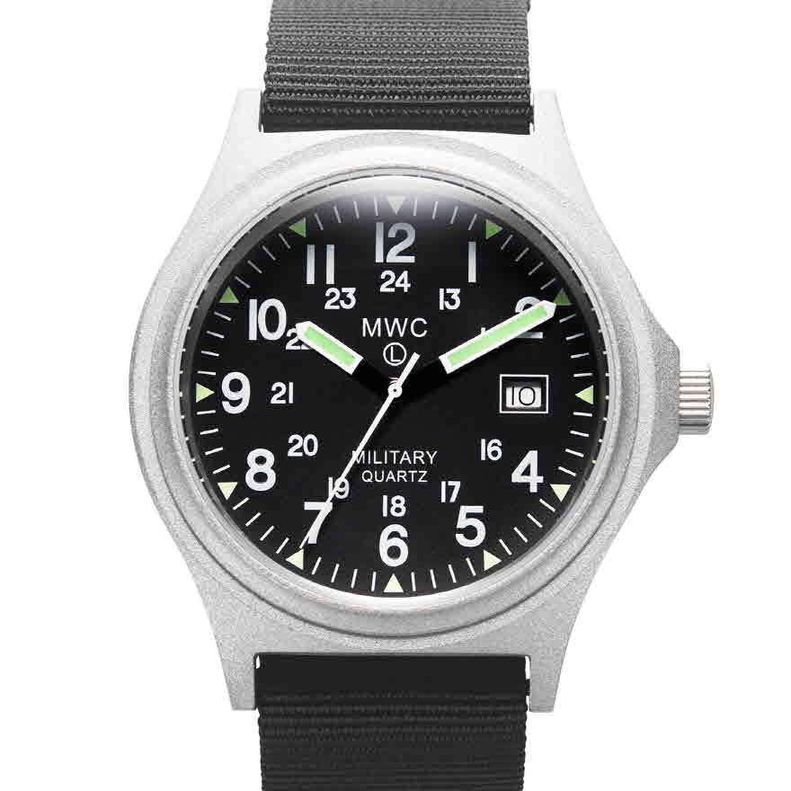 G10 배터리해치 영국군시계 (미군24시 버전) - 시계줄 2개 제공
