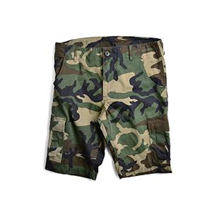 BDU Short Pants - Wood