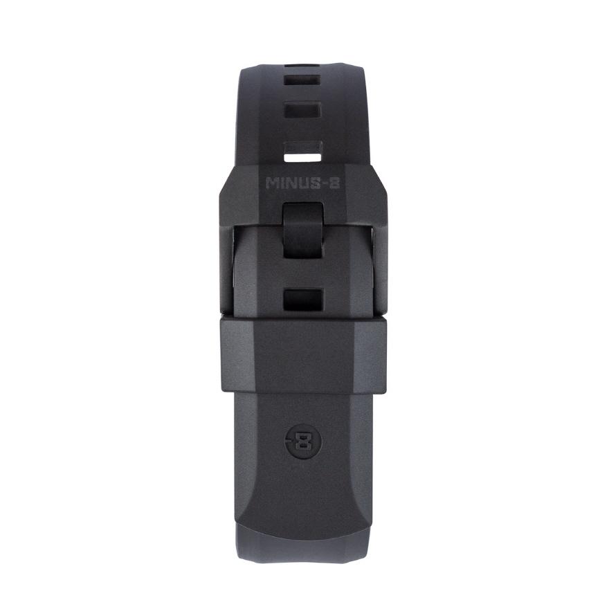 Diver Strap 22mm - Black