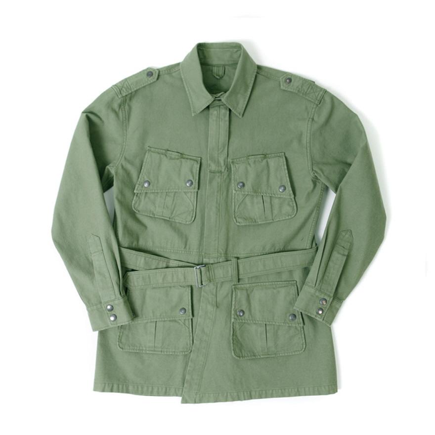 M-42 Jacket - Olive Green