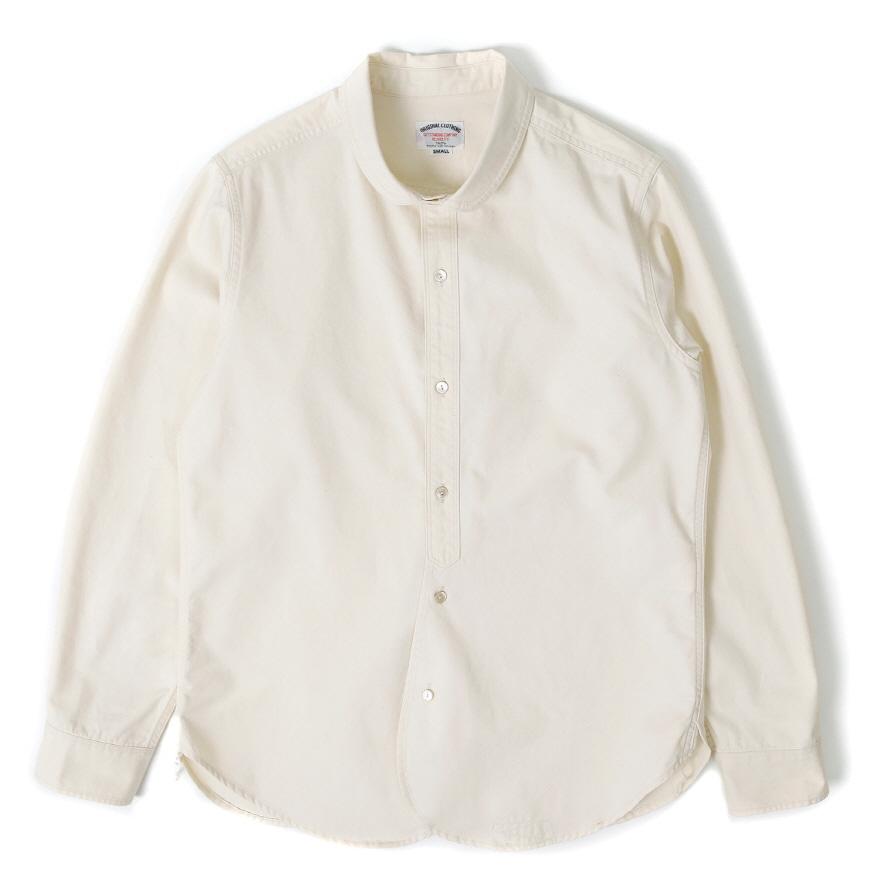 Shwal Neck Shirts - Oatmeal