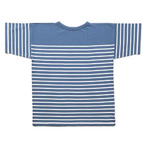 T-Shirts - Petroleum/Raw