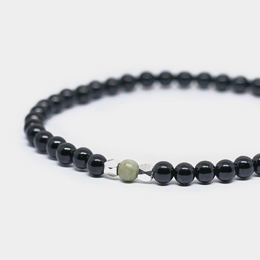 Nomad Bracelet - Black Onyx